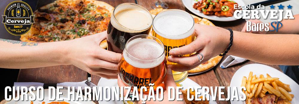 Curso de Harmonização de Cervejas