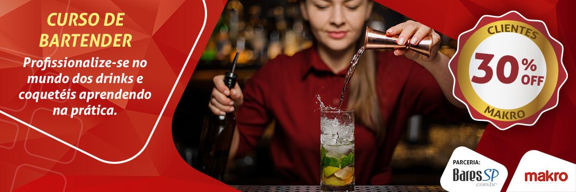 Parceiro Curso de Bartender