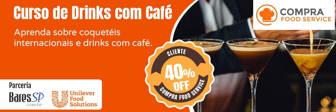 Parceiro Curso Drinks com Café