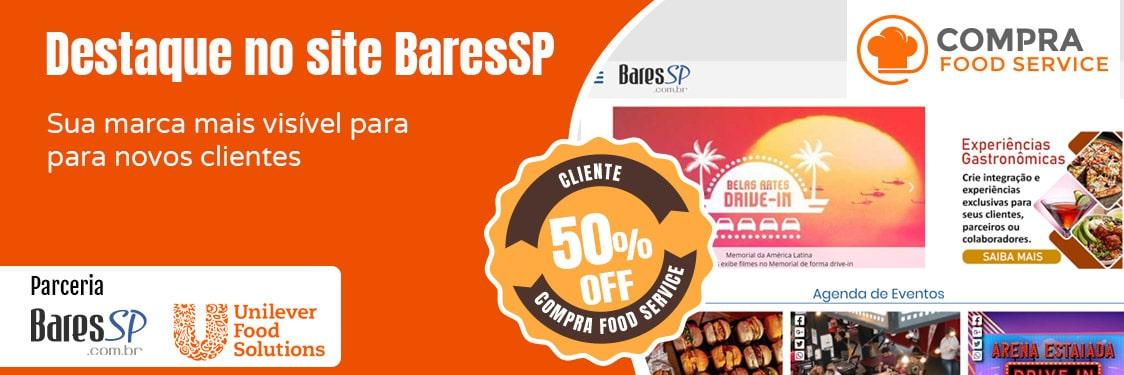 Parceiro Destaque no site BaresSP