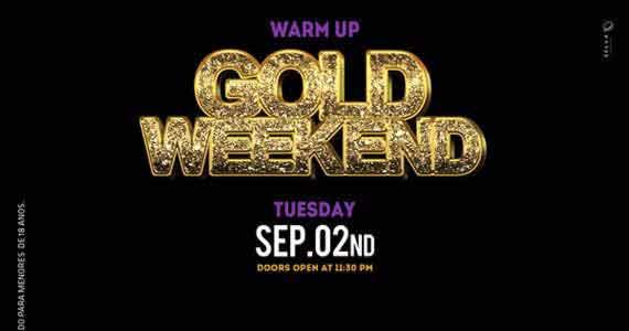 Gold Weekend com Bubble Gum acontece nesta terça-feira no Club Royal Eventos BaresSP 570x300 imagem