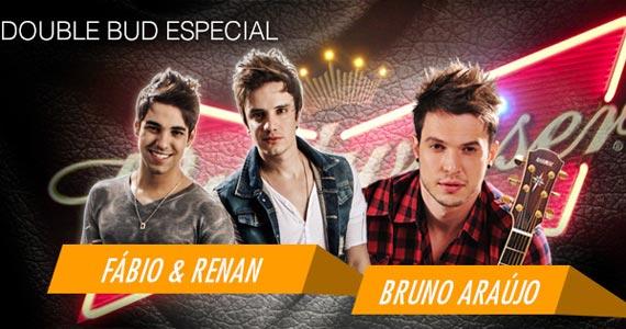 Bruno Araújo e a dupla Fábio & Renan animam a noite de sexta-feira na Brook's SP Eventos BaresSP 570x300 imagem