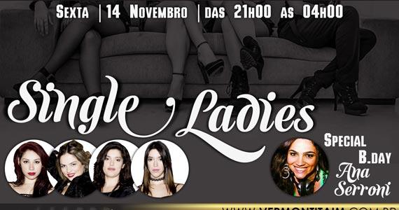 Banda Single Ladies comanda a noite de sexta com muito pop rock no Vermont Itaim Eventos BaresSP 570x300 imagem