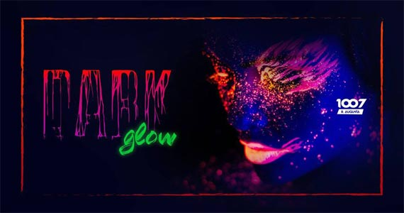 Festa Glow promete animar a noite da 1007 com luz negra e tinta fluorescente Eventos BaresSP 570x300 imagem