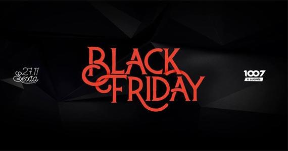 Balada 1007 realiza a Festa Black Friday com muitos descontos a noite toda Eventos BaresSP 570x300 imagem