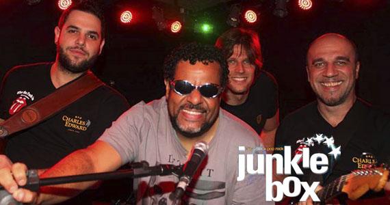 Clássicos da Disco marcam apresentação da banda Junkie Box, no Bourbon Street Eventos BaresSP 570x300 imagem