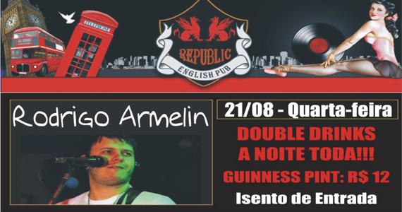 Republic Pub embala a noite no comando de Rodrigo Armelin Eventos BaresSP 570x300 imagem