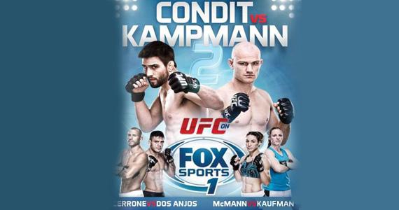 Lutas da UFC transmitidas pela Fox serão televisionadas no Matizes Bar na quarta Eventos BaresSP 570x300 imagem