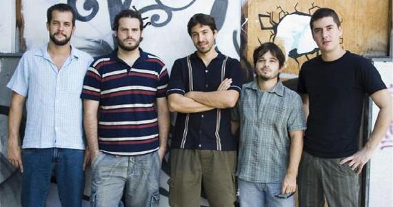 A banda 3Steps, cover de Dave Matthews Band, se apresenta no Na Mata Café Eventos BaresSP 570x300 imagem