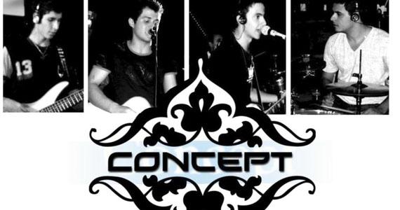 Banda Concept apresenta repertório eclético no Andarilho Bar e Restaurante Eventos BaresSP 570x300 imagem