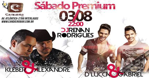 Sábado Premium no Candiero Bar é destaque na noite de sábado na capital BaresSP 570x300 imagem