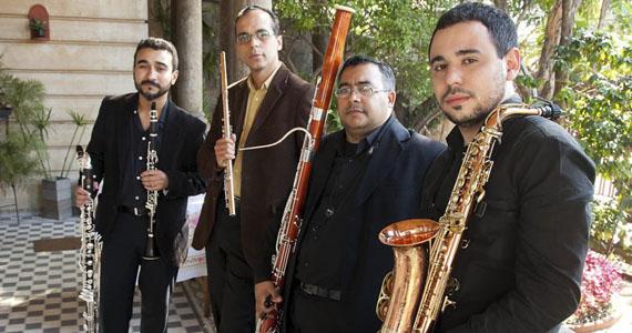 Ensemble Brasileiro de Música Moderna se apresenta no último dia do projeto Toca Brasil no Itaú Cultural Eventos BaresSP 570x300 imagem