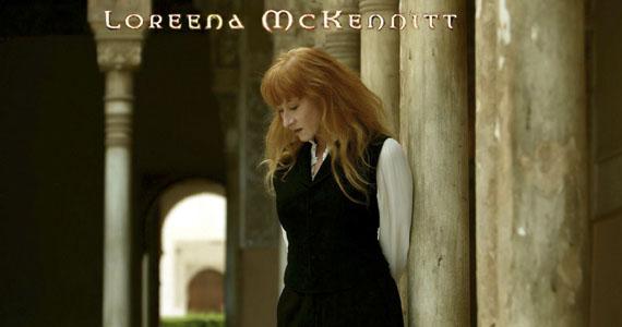 Credicard Hall recebe cantora Loreena Mckennitt pela primeira vez no Brasil Eventos BaresSP 570x300 imagem