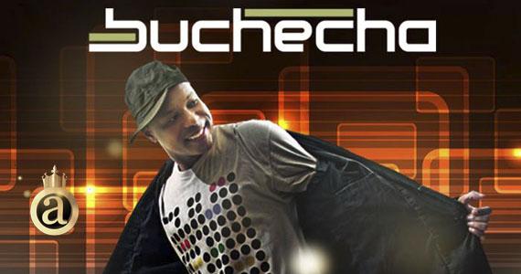 Cantor Buchecha comanda apresentação no Club A São Paulo neste sábado Eventos BaresSP 570x300 imagem