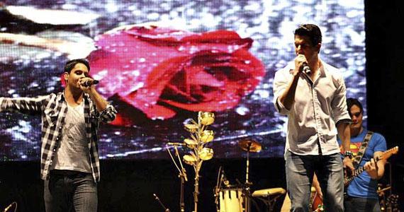 Jaime & Alexandre apresentam seus principais sucessos no palco da Outlaws Eventos BaresSP 570x300 imagem