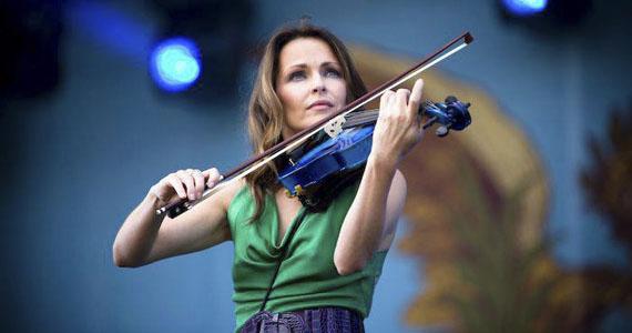 Sharon Corr, do lendário grupo irlandês The Corrs, apresenta projeto solo no HSBC Brasil Eventos BaresSP 570x300 imagem