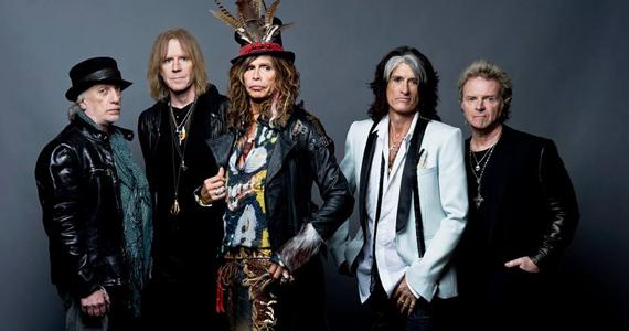 Aerosmith apresenta nova turnê em outubro em show no Allianz Parque Eventos BaresSP 570x300 imagem