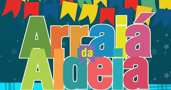 Arraiá da Aldeia com comida, bebida e brincadeiras típicas no Aldeia da Mata Eventos BaresSP 570x300 imagem