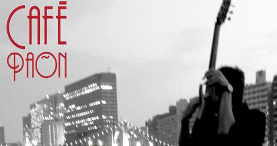 Café Paon recebe show de lançamento do CD Indie Bossa de Ale Vanzella Eventos BaresSP 570x300 imagem