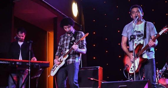 Banda Amores Brutus toca muito Pop & Rock animando a noite do B Music Bar Eventos BaresSP 570x300 imagem