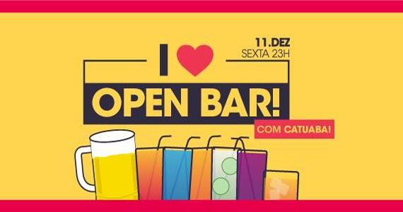 Anexo B promove a Festa I Love Open Bar com muita música Eventos BaresSP 570x300 imagem