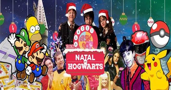 Anexo B realiza Festa de Natal em Hogwarts com atrações especiais Eventos BaresSP 570x300 imagem