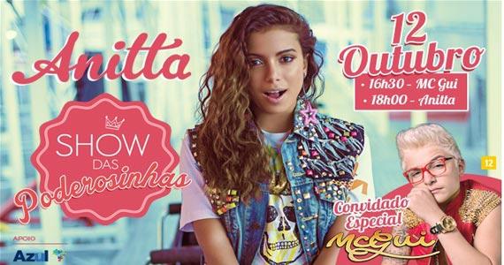 Espaço das Américas recebe Show das Poderosinhas com Anitta e MC Gui Eventos BaresSP 570x300 imagem
