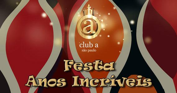 Festa Anos Incríveis com a banda Sunday no Club A São Paulo Eventos BaresSP 570x300 imagem