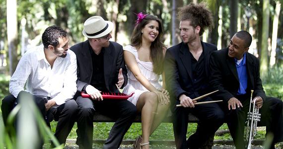 Quinteto Amazonas se apresenta no Ao Vivo Music  Eventos BaresSP 570x300 imagem