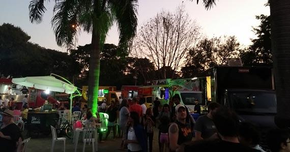Arena Food Truck leva o melhor da gastronomia de rua para a Praça Heróis da FEB Eventos BaresSP 570x300 imagem