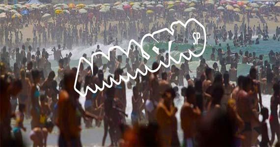 Balada 1007 recebe a festa do selo Arrastão com muitas atrações Eventos BaresSP 570x300 imagem