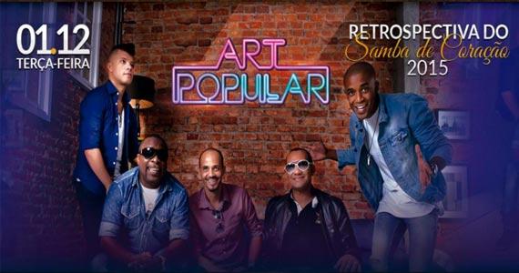 Grupo Art Popular agita a noite do Coração Sertanejo na terça Eventos BaresSP 570x300 imagem