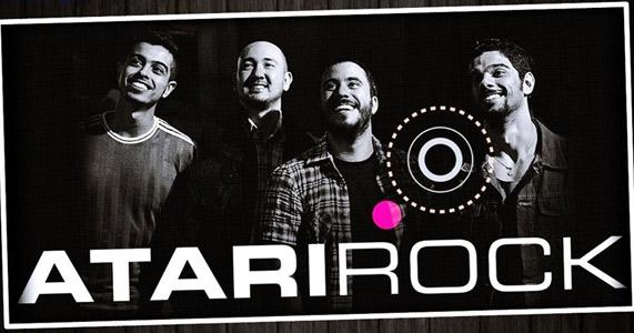 The K. Pub embala a noite ao som da banda Atari Rock Eventos BaresSP 570x300 imagem