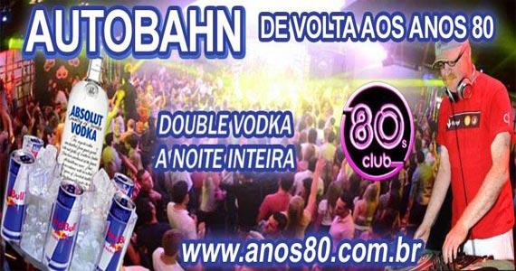 Autobahn recebe Kid Vinil no setlist e double vodka no sábado Eventos BaresSP 570x300 imagem