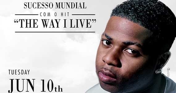 Baby Boy da Prince dono do hit The Wall I Live se apresenta na Royal Club Eventos BaresSP 570x300 imagem