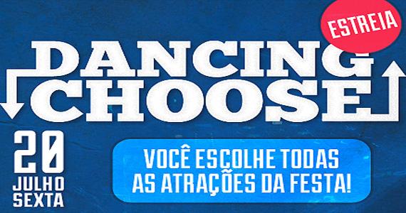 Beco 203 apresenta na sexta a Festa Dancing Choose Eventos BaresSP 570x300 imagem