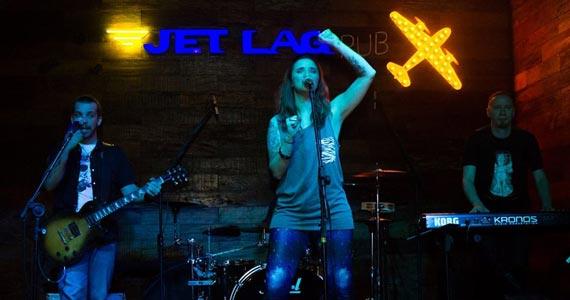 Show da banda paulista de eletrorock Bellatrix no Jet Lag Pub Eventos BaresSP 570x300 imagem