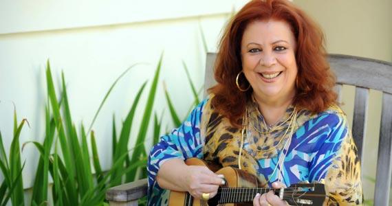 Sesc Belenzinho relembra sucessos do samba em show da cantora Beth Carvalho Eventos BaresSP 570x300 imagem