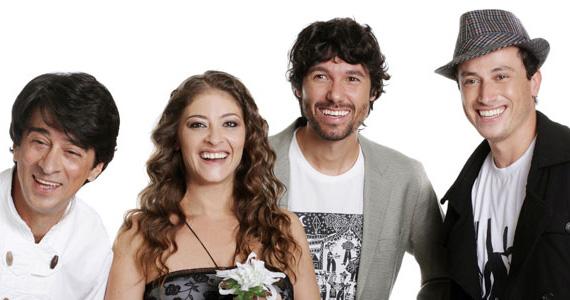 Canto da Ema recebe ritmo animado do grupo Bicho de Pé e Ó do Forró Eventos BaresSP 570x300 imagem