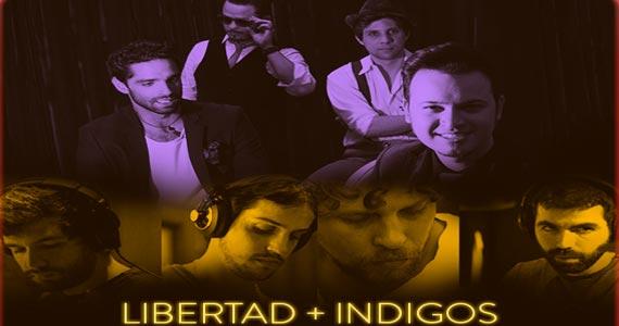 Bandas Libertad e Indigos com pop rock autoral animando a quarta-feira do B Music Bar Eventos BaresSP 570x300 imagem