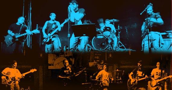 Show da Banda Overdrive Rescue & Episodios Perdidos agitam o B Music Bar Eventos BaresSP 570x300 imagem