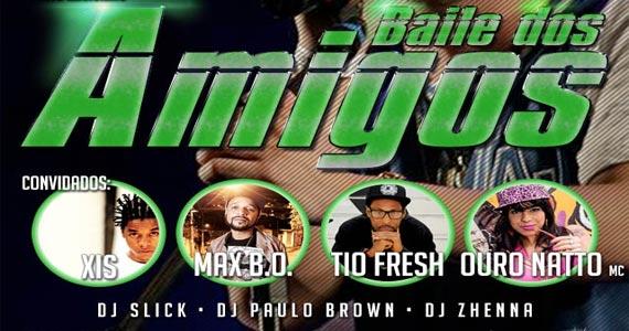Baile dos Amigos com Yudi Tamashiro, Xis, Max B.O e Carol Ouro Natto Mc no Akbar Lounge e Disco Eventos BaresSP 570x300 imagem