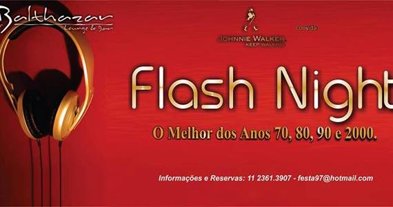 DJ Wagnão comanda a festa Flash Night com muito flash back neste sábado no Sr. Balthazar Eventos BaresSP 570x300 imagem