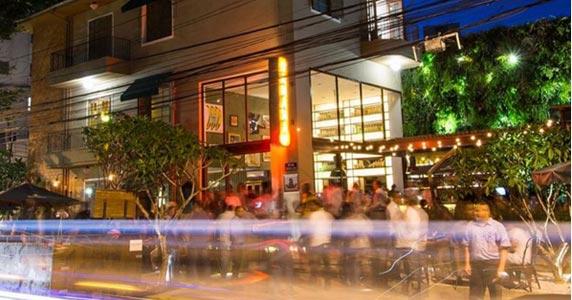 Banana Café tem happy hour com drinks e petiscos no Itaim Bibi   Eventos BaresSP 570x300 imagem
