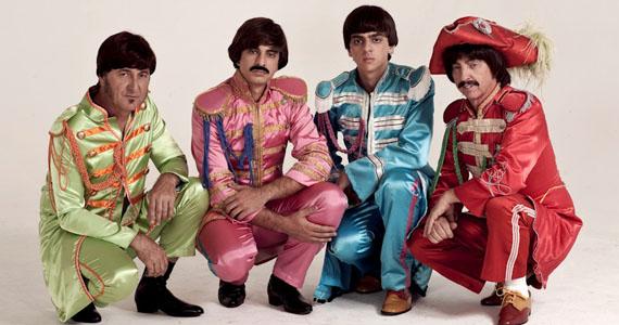 Beatles Abbey Road relembra sucessos da banda inglesa no Teatro Bradesco Eventos BaresSP 570x300 imagem