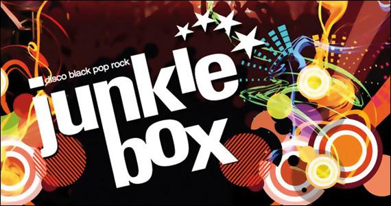 Bar Charles Edward apresenta na terça-feira a Banda Junkie Box