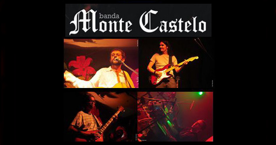 Apresentação da banda Monte Castelo no palco do Bar Rock Club Eventos BaresSP 570x300 imagem