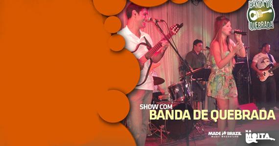 Banda Quebrada embala a sexta do Na Mata Café com os hits da MPB Eventos BaresSP 570x300 imagem