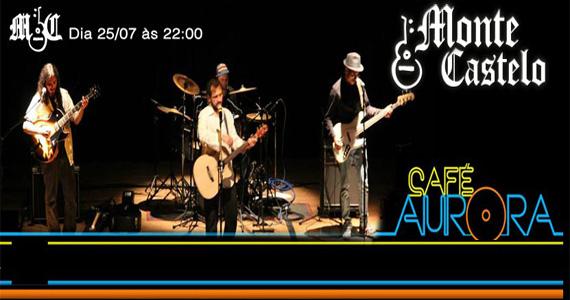 Banda Monte Castelo faz cover de Legião Urbana nesta sexta-feira no Café Aurora - Rota do Rock Eventos BaresSP 570x300 imagem