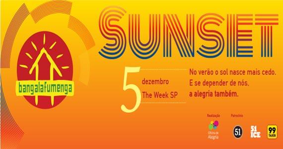 Bangalafumenga e Roda de Samba agitam a The Week no sábado Eventos BaresSP 570x300 imagem